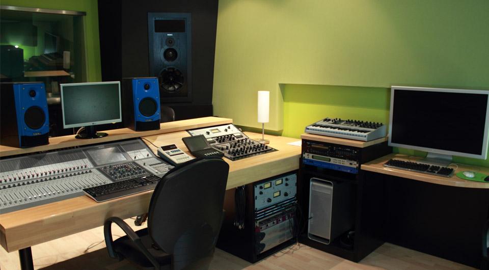 Wild Diamond es un estudio de grabación profesional